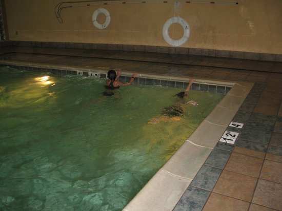 Embassy Suites by Hilton Portland Airport:                                     Indoor Pool