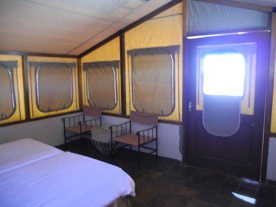 Sossusvlei Lodge: Zelt