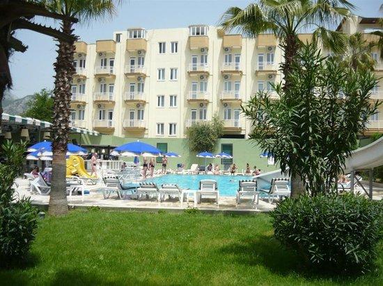 Бельдиби, Турция:                   Pool