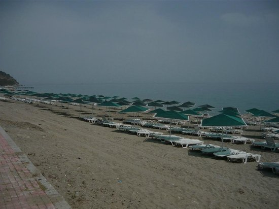 Larissa Hotel Beldibi :                   Beach