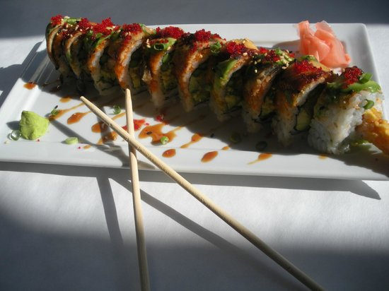 Saigon :                   king dragon roll