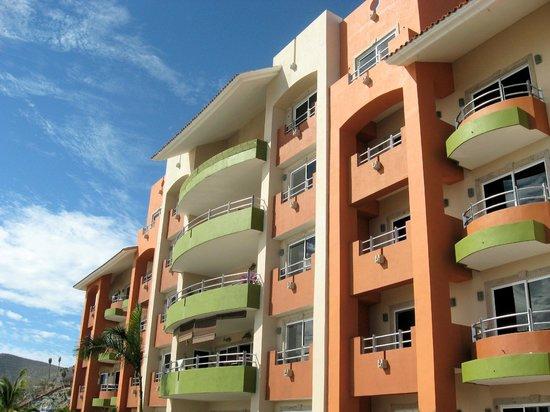 Hotel Palmas de Cortez: Hotel Suites Beech Side