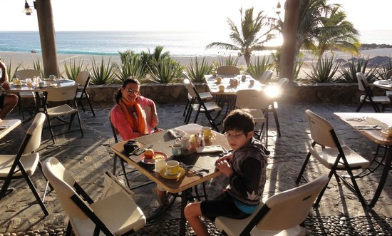 "Melia Cabo Real All-Inclusive Beach & Golf Resort: ""La Palapa"""