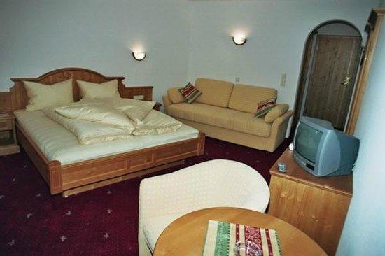 Hotel Garni Litzner: Doppelzimmer