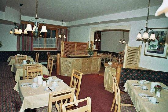 Hotel Garni Litzner: Frühstücksraum