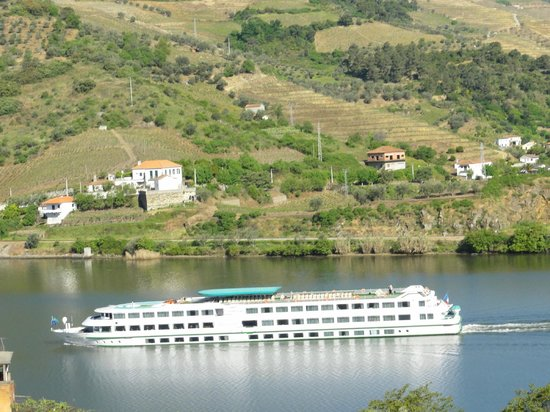 Quinta Da Azenha: View from our Bedroom