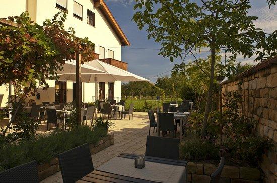 Weingut Sandwiese Winzerhotel: Garten