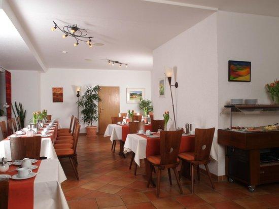 Weingut Sandwiese Winzerhotel: Frühstücksraum
