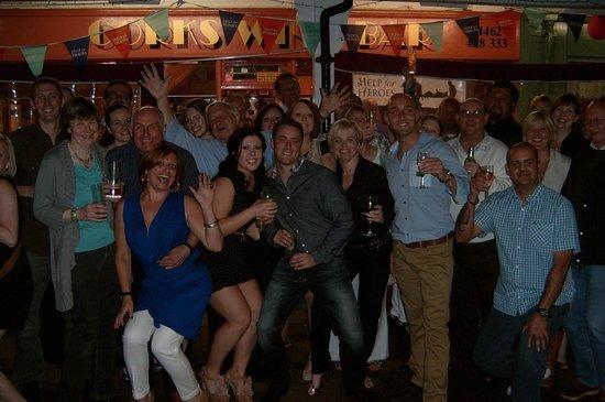 Corks Wine Bar: A fun night!