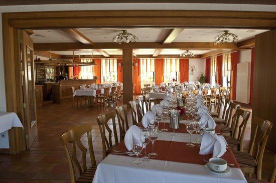 Weingut Sandwiese Winzerhotel: Restaurant