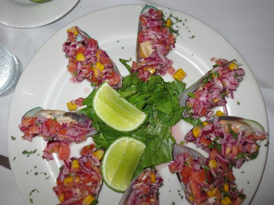 El Ceviche del Rey: Food very good