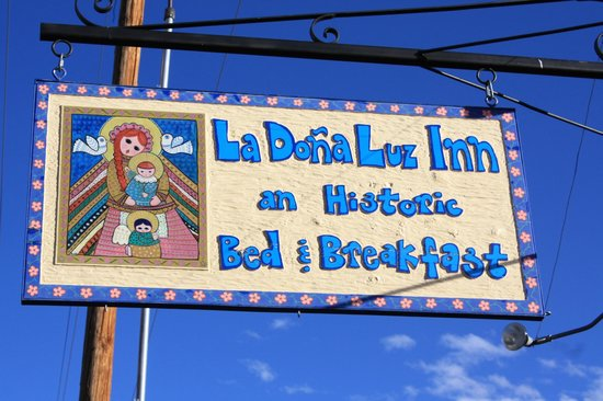 La Dona Luz Inn, An Historic Bed & Breakfast: beautiful guest house