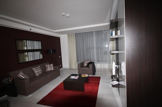 Boscolo Residence: soggiorno