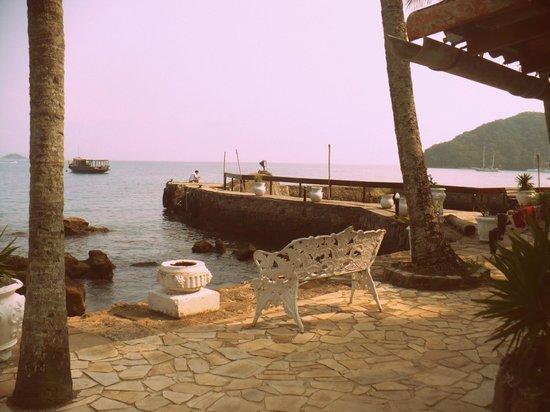 Aquario Hostel: aquario y mar