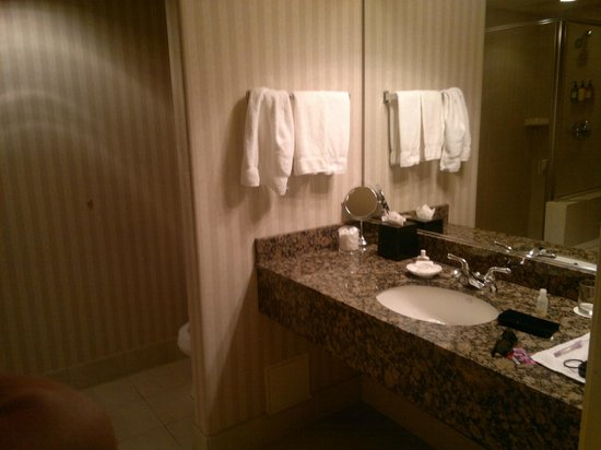 Paramount Hotel: Bathroom