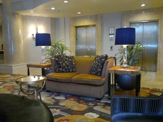 Paramount Hotel: Lobby