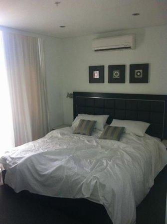 เมริตัน เซอร์วิส อพาร์ทเมนท์ - บรอดบีช:                   room