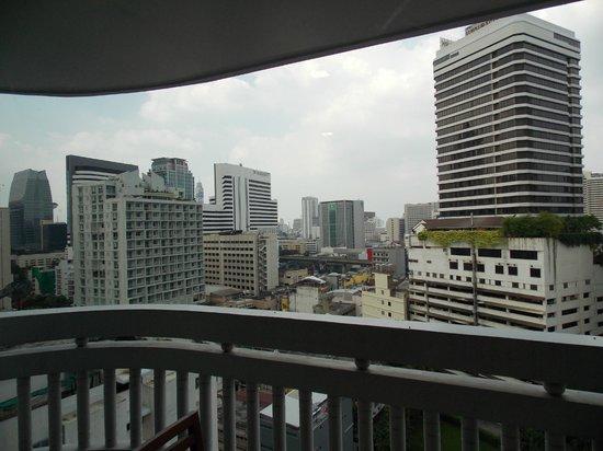 Phachara Suites: Beautiful view