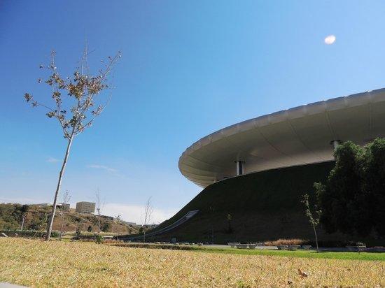 Estadio Omnilife: sera un OVNI?