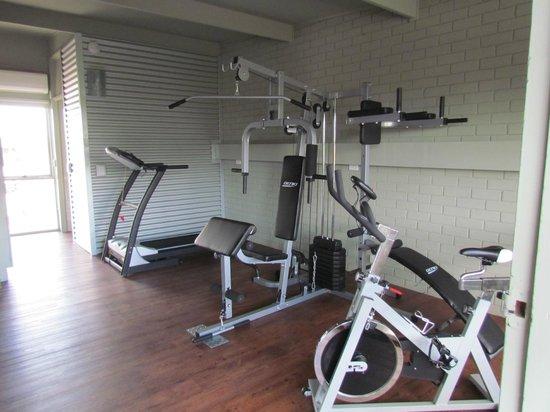 Morwell Motel: Free Gym/fitness room