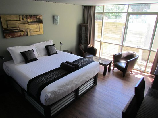 Morwell Motel: Corporate King Room