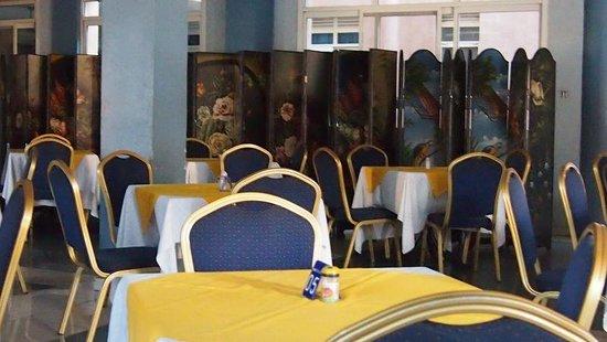 Aponye Hotel:                   Restaurant