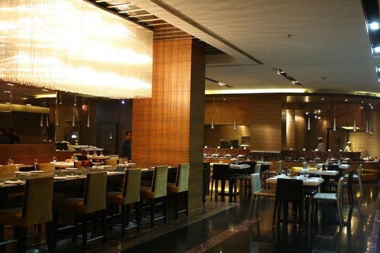 Country Inn & Suites by Carlson - Gurgaon, Udyog Vihar: Restaurant Mozaïc