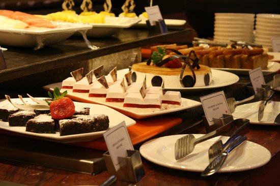 Country Inn & Suites by Carlson - Gurgaon, Udyog Vihar: Très beaux et bons gâteaux