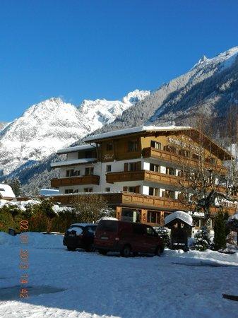 Chalet Hotel Hermitage Paccard: L'hôtel
