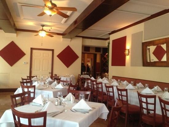 salute indoor dining room