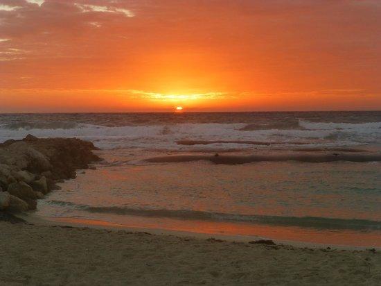 Luxury Bahia Principe Akumal Don Pablo Collection: Sunrise again (I took some amazing sunrise shots)