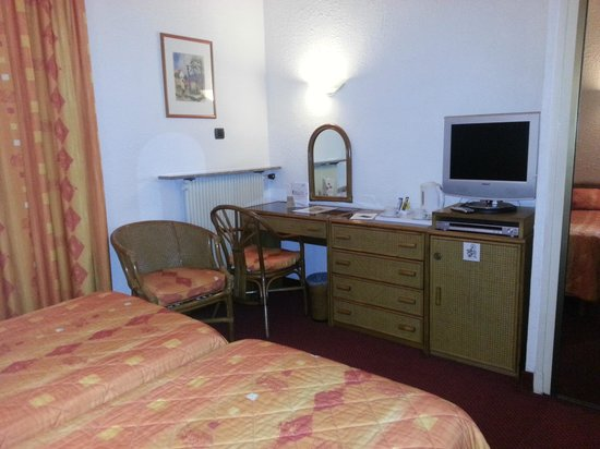 Hotel d'Angleterre: Chambre