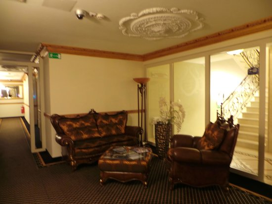 Casino Hotel Carnevale Wellness & Spa: hallway