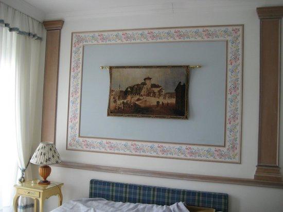 Astoria Hotel : particolare della camera