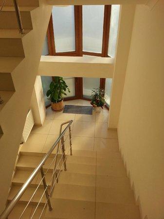 Savoy Petit:                   Лестница