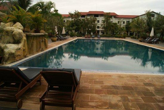 Paradise Angkor Villa Hotel: Pool