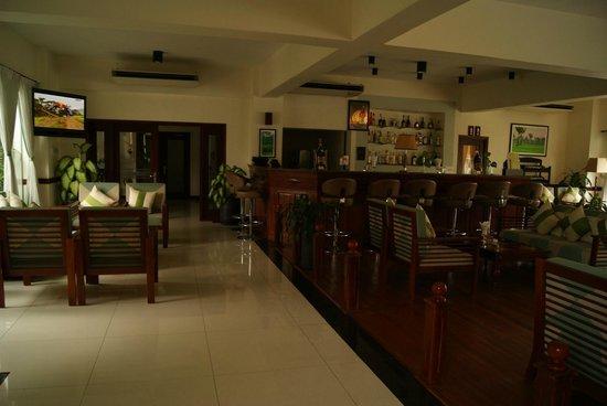 Paradise Angkor Villa Hotel: Reception