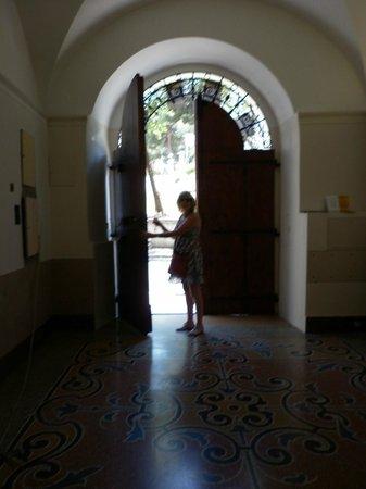 Locanda al Viminale:                   Entrance