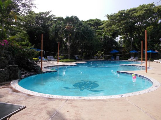 First Landing Beach Resort & Villas:                   Resort Pool
