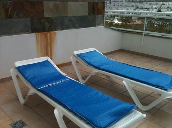 Hotel Servatur Terrazamar Suite & Sun Suite: balcony