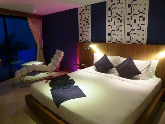 Beluga Boutique Hotel: L'une des 14 chambres