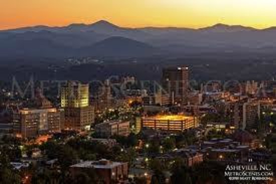 Holiday Inn Asheville - Biltmore East : Downtown Asheville only 7 Minutes