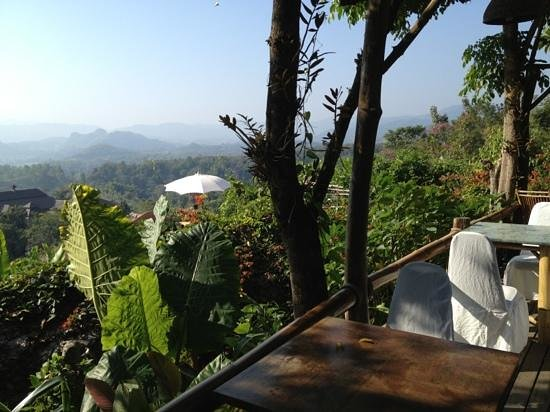 Phu Chaisai Mountain Resort:                   Room with a view