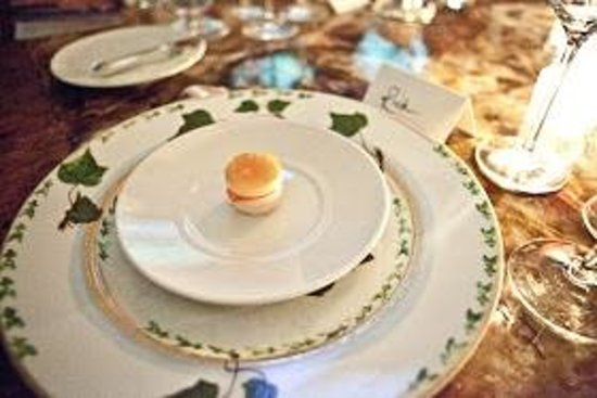 Bouley Restaurant:                   delicate and delicious!