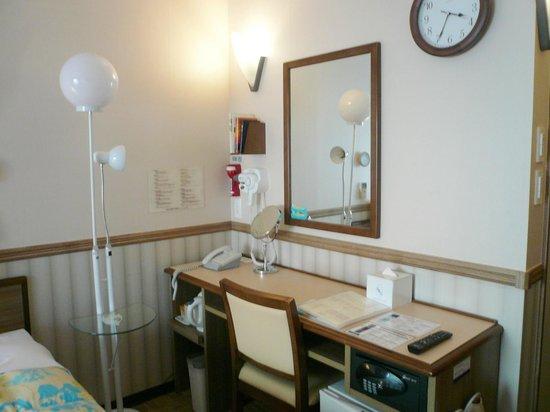 Toyoko Inn Busan Haeundae: デスク