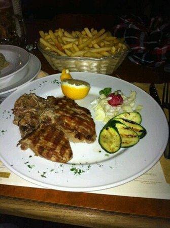 Ristorante Galli's: nodino di vitello con patate