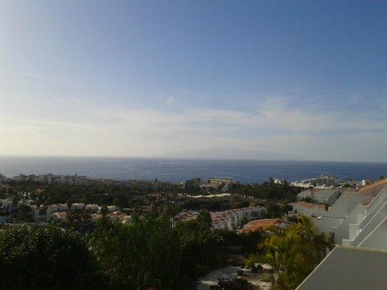 Costa Adeje Garden: vista al mar desde habitación