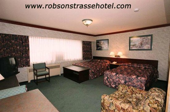 Robsonstrasse Hotel & Suites: Deluxe Stuido - 2 Beds, with full kitchen, month to month rentals