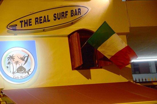 Lo Squalo Surf Bar  Playa de Las Americas, Arona, Tenerife