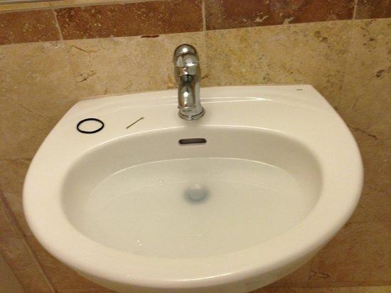 Porto Vista Hotel:                   Our sink                 